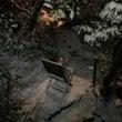 初雪にて・・・