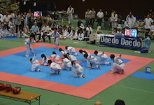 リンクスフェスティバル テコンドーダンス