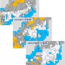 関東の雪や雨 長時間…