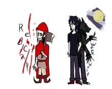 エディ(左)とマティアス(右)