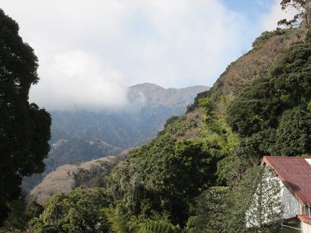 2大山山頂を望む