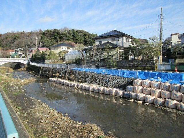 5不動川護岸工事