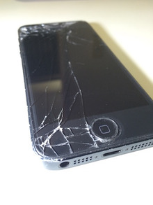 iPhone 液晶割れ 修理 買取