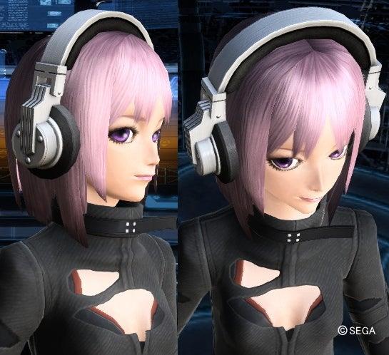 頭部とヘッドフォンの隙間が出来づらいデザインになっているので、着用の際に位置調整は必要なさそうでした。