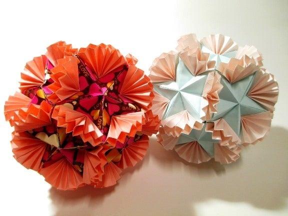 Kusudama Butterflies Type-III