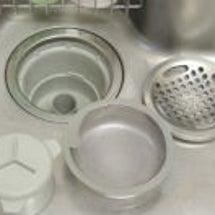 キッチン排水口・シン…
