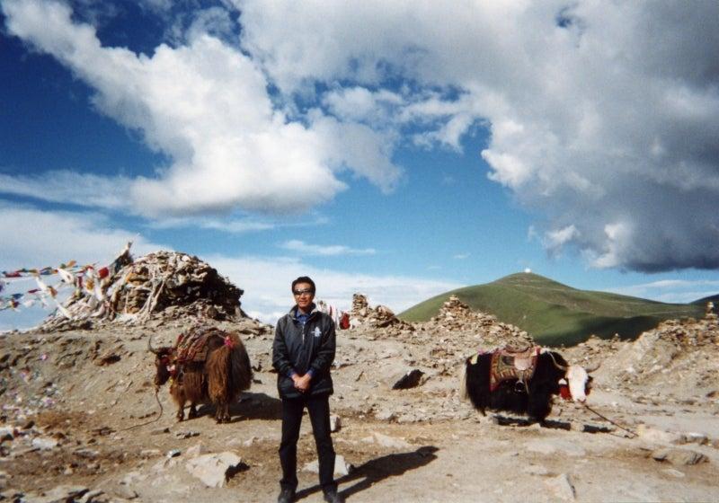 チベット郊外