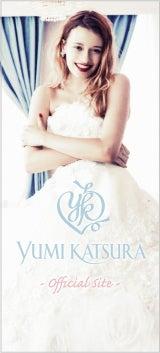 YUMI KATSURA 公式サイト
