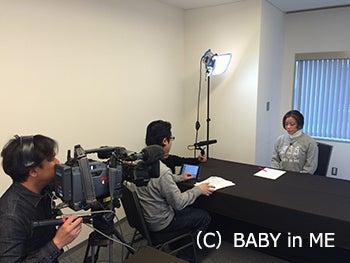 関西テレビ取材風景0211