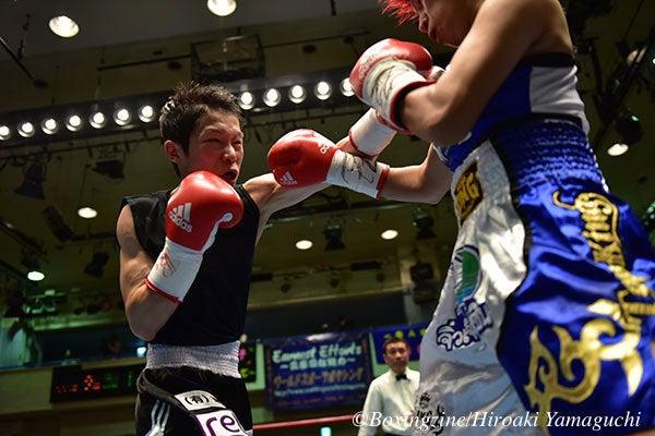 ボクシング・ジーンのブログ2.19 今日の後楽園ホール