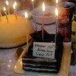 誕生日の写真
