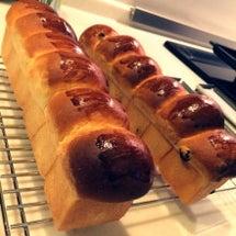 ぷっくりミニ食パン