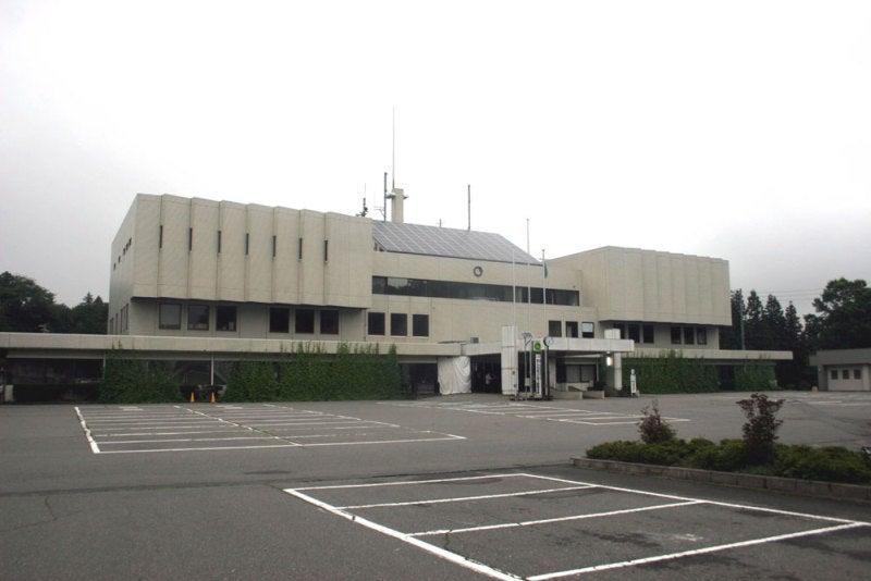 松島城/①役場