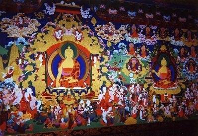 チベットお寺