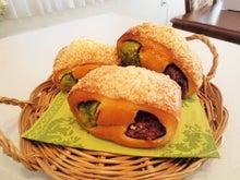 2色あんパン