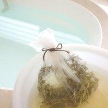 ローズマリーのお風呂…