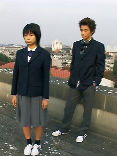 ۩۩۩۩۩۩۩۩۩۩۩۩۩「kisujapan」۩۩۩۩۩۩۩۩۩۩۩۩۩ 「青と白で水色」宮崎あおい・蒼井優・小栗旬:たとえば僕が死んだら「高校教師」