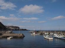 静岡県伊東市の富戸払漁港