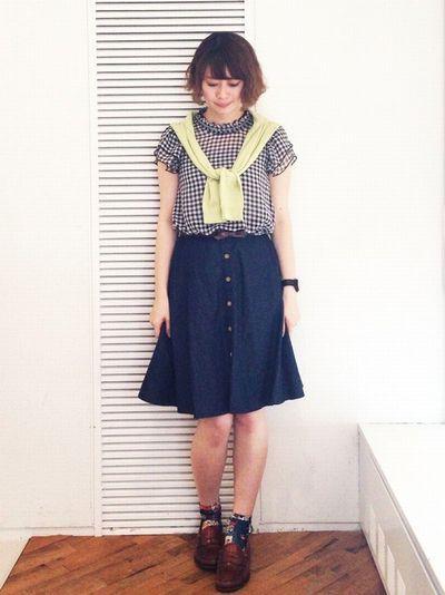 テンデンスファッションコーディネート2