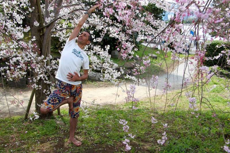 春ヨガ大阪