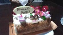 ひな祭りケーキ2015
