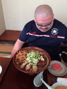 アブドーラ・小林の画像「釧路発生姜ラーメン」