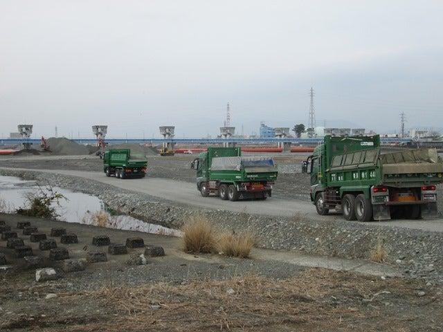 2.酒匂川体積土砂対策工事
