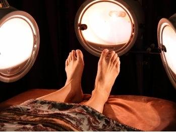 『冷え改善・代謝をUP!デトックスしたい!! 体内改善光温浴がおすすめ』