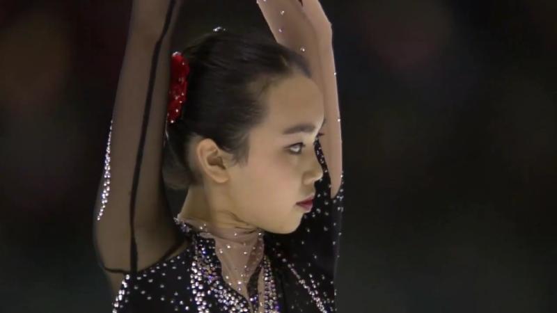 世界ジュニア選手権 女子フリー結果|やっぱりスケートが好き。