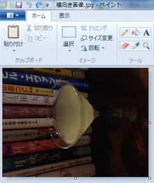 (5)横向き画像