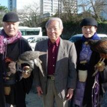 諏訪流放鷹術保存会の…