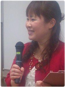 江澤さおりイベント写真