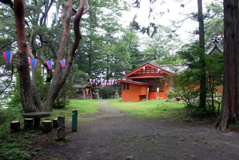 稲荷山城/⑤稲荷神社