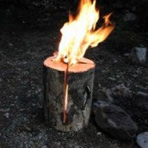 キャンプ用薪