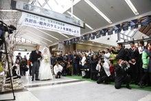 北陸新幹線軽井沢公開挙式04