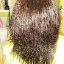 究極の髪質改善3年半