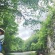 猊鼻渓の舟下り
