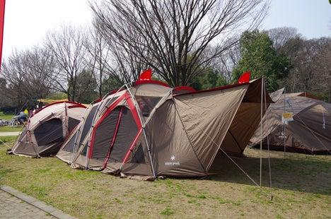 2015年スノーピーク最新テント比較2