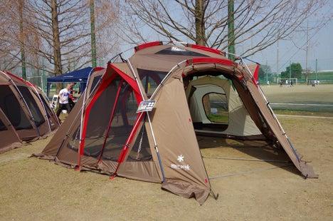 2015年スノーピーク最新テント比較4