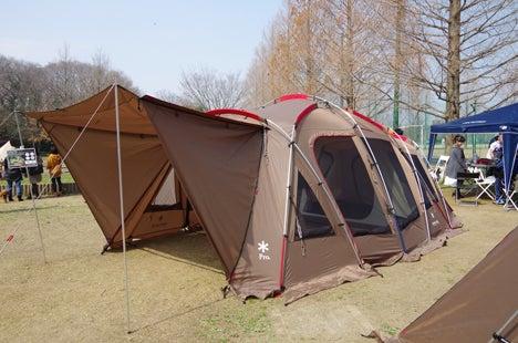 2015年スノーピーク最新テント比較6
