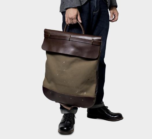オルゲイユ ポストマン バッグ