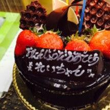誕生日(*^^)v
