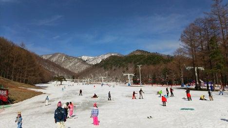 超格安の、雪がなかったらごめんなさい春スキー2