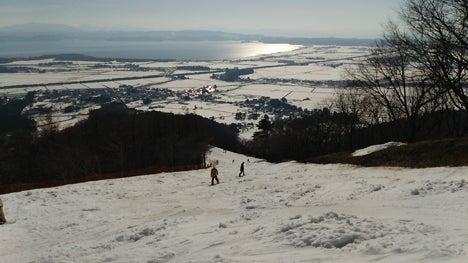 超格安の、雪がなかったらごめんなさい春スキー5