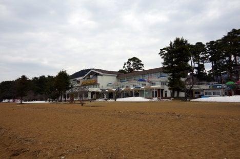 猪苗代湖の志田浜が再開発で閉鎖に!1