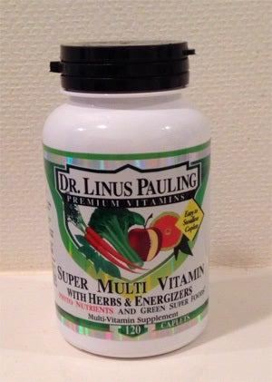 ポーリング博士マルチビタミン