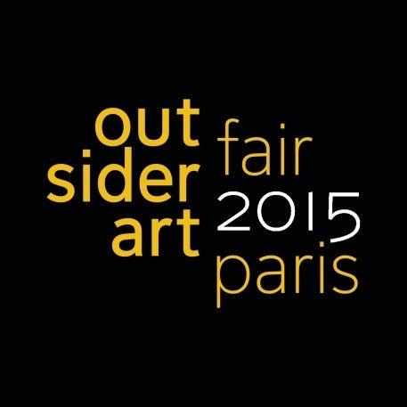Outsider art fair 2015 Paris