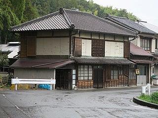 旧城下銀行(森町)