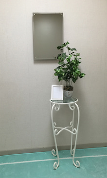 調薄型のインテリア壁掛け仏壇