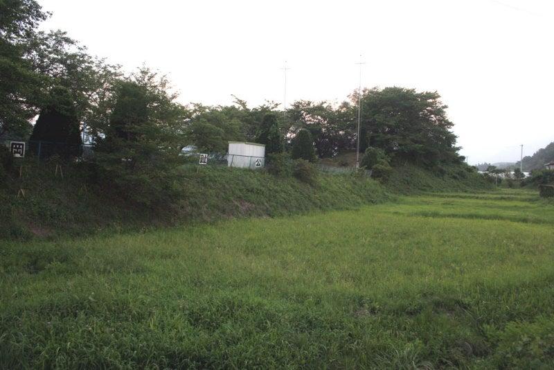 岡城/③北側